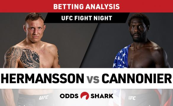 UFC Fight Night Denmark: Betting Odds