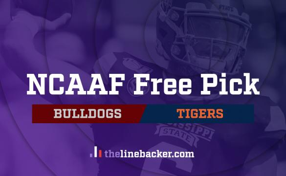 NCAAF Free Pick From Linebacker: Mississippi State vs Auburn Tigers