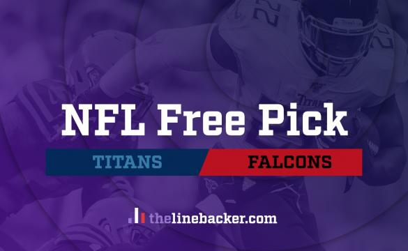 NFL Free Pick Linebacker Titans vs Falcons