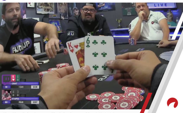 Chat Plays Poker Twitch
