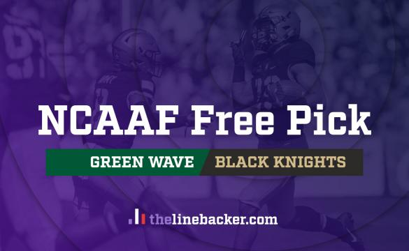 NCAAF Free Pick From Linebacker: Tulane vs Army