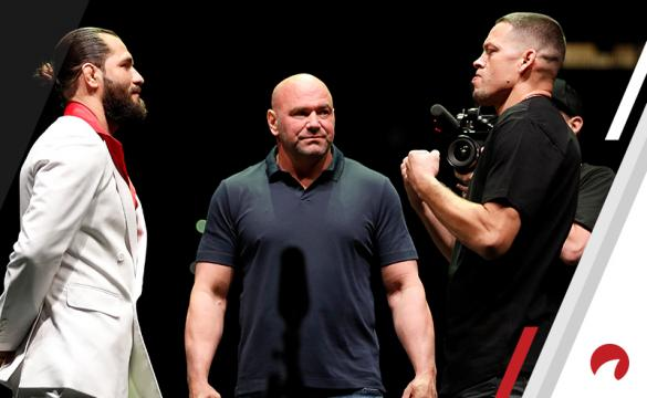 UFC 244: Masvidal vs Diaz Betting Odds