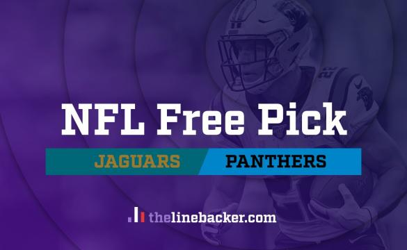 NFL Free Pick Linebacker Jaguars vs Panthers