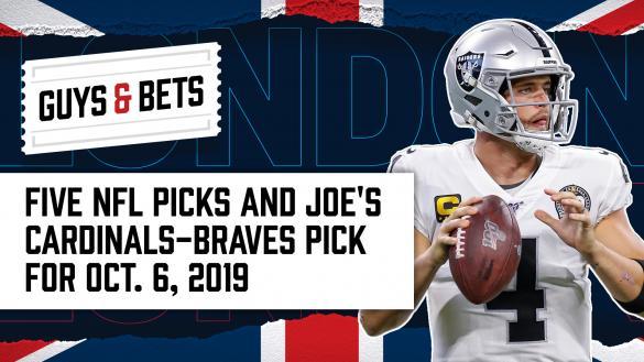 Odds Shark Guys & Bets NFL Football Betting Odds Picks Predictions Lines Wagers Joe Osborne Harry Gagnon