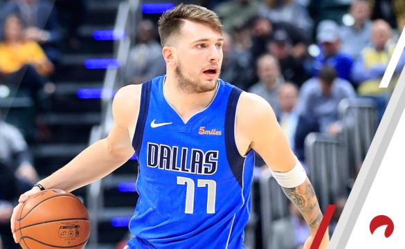 NBA Odds To Make Playoffs October 7, 2019 Luka Doncic