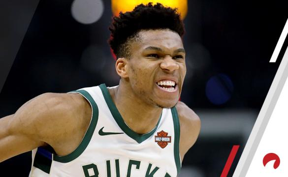 NBA Regular Season Win Totals 2019 Season Giannis Antetokounmpo