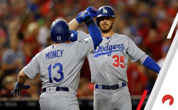 Previa para apostar en el Washington Nationals Vs Los Angeles Dodgers de la MLB 2019