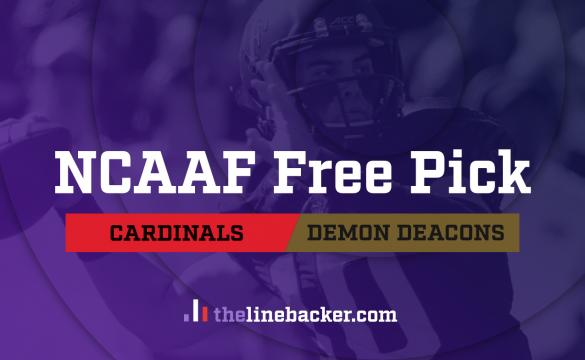 NCAAF Free Pick From Linebacker Week 7