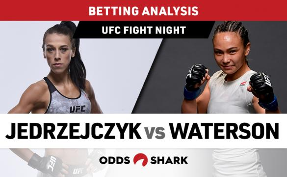 UFC Fight Night Tampa: Betting Odds and Picks