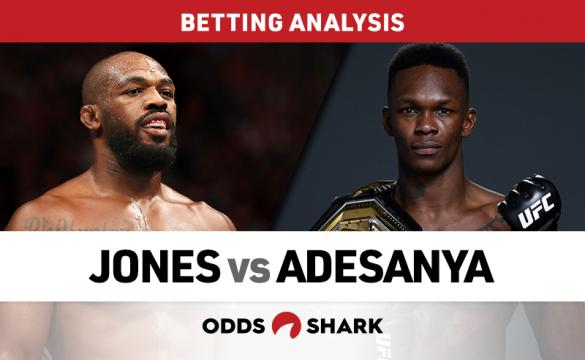 Jones vs Adesanya Betting Odds