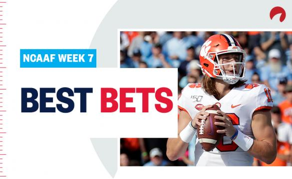 Best College Football Bets: Week 7
