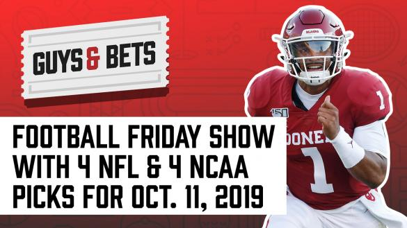 Odds Shark Guys & Bets Joe Osborne Kris Abbott Harry Gagnon Pamela Maldonado Andrew Avery Sports Betting NFL College Football Odds Picks Wagers Tips Jalen Hurtz