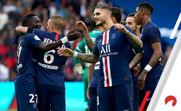 Previa para apostar en el Niza Vs PSG de la Ligue 1 2019-20