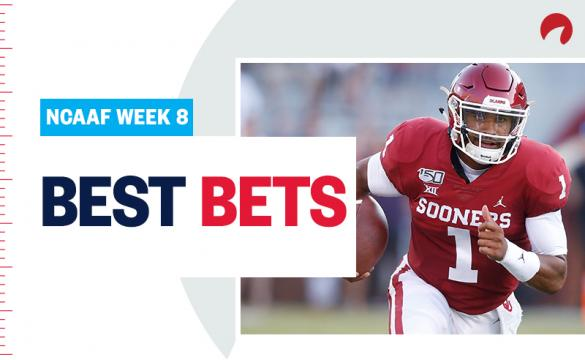 Best College Football Bets: Week 8