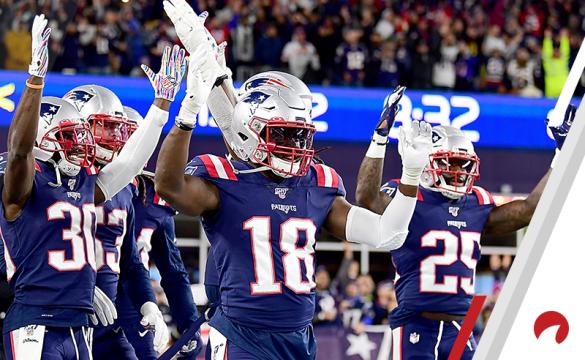 Previa para apostar en el New York Jets Vs New England Patriots de la NFL 2019