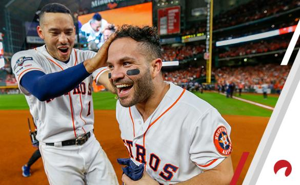 World Series Betting Odds October 20, 2019