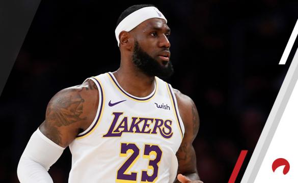 LeBron James Opening Night NBA Records 2019 Season