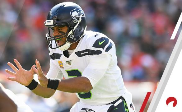 NFL Road Teams Betting Success October 22 2019 Russell Wilson