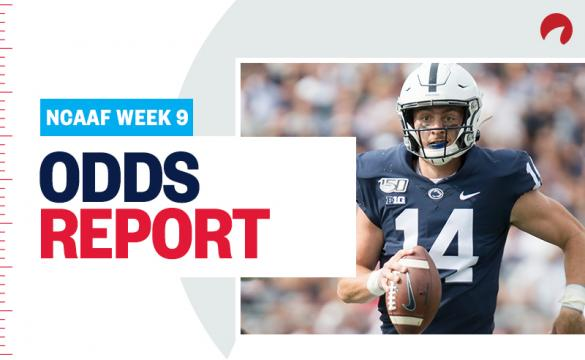 College Football Odds Report Week 9