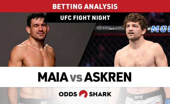 UFC Fight Night 162: Betting Odds and Picks