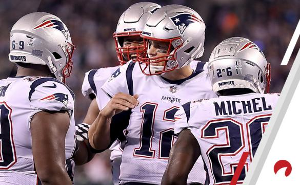 AFC East Betting Odds October 23, 2019 New England Patriots