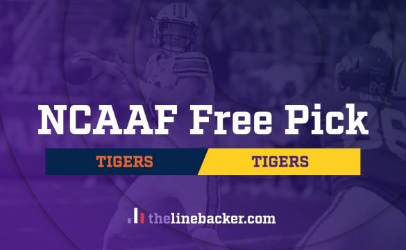 NCAAF Free Pick: Auburn Tigers vs LSU Tigers