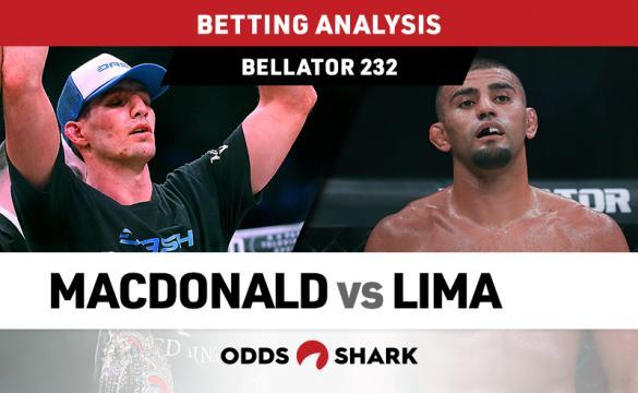 Bellator 232: Betting Odds