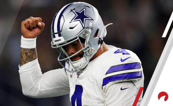NFC East Betting Odds October 23, 2019