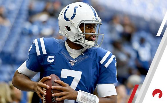 AFC South Betting Odds October 28, 2019 Jacoby Brissett