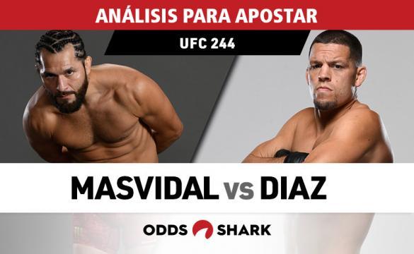 Análisis para apostar en el UFC 244: Masvidal Vs Díaz