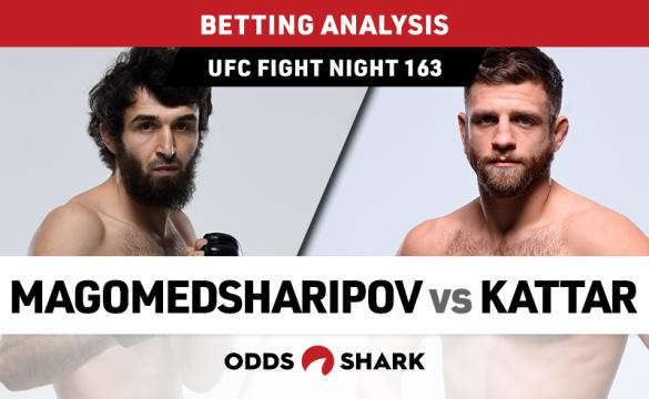 UFC Fight Night 163: Betting Odds and Picks