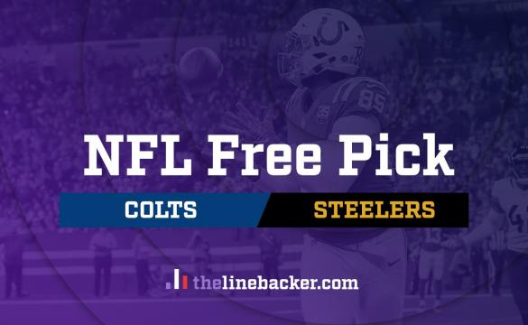 NFL Free Pick Linebacker Colts vs Steelers