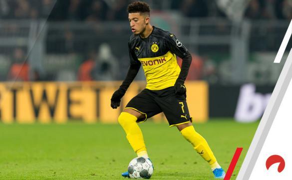Previa para apostar en el Borussia Dortmund Vs Wolfsburgo de la Bundesliga 2019-20