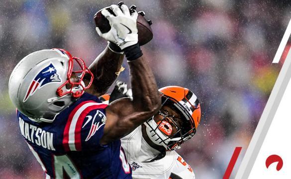 Previa para apostar en el Baltimore Ravens Vs New England Patriots de la NFL 2019