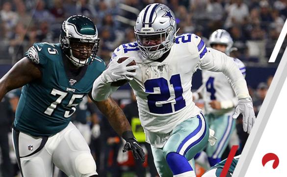 Previa para apostar en el New York Giants Vs Dallas Cowboys de la NFL 2019