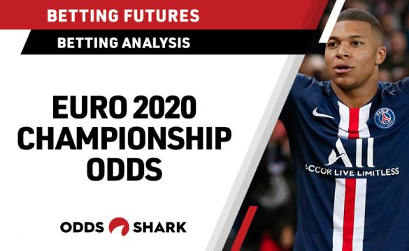 Euro 2020 Betting Odds