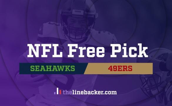NFL Free Pick Linebacker Seahawks vs 49ers