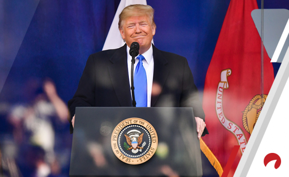 Trump favorite to win 2020 election