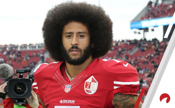Colin Kaepernick Betting Odds November 13, 2019