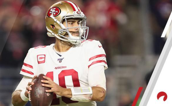 Jimmy Garoppolo NFL Football Betting Preview Arizona Cardinals vs San Francisco 49ers