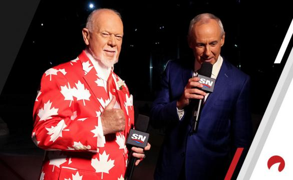 Don Cherry Fired as Analyst Betting Odds