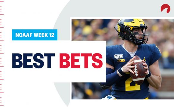 Best College Football Bets: Week 12