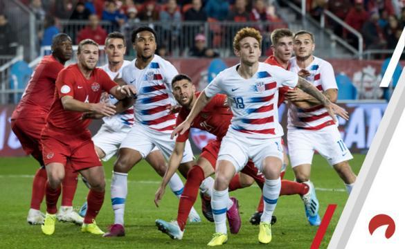 Previa para apostar en el Estados Unidos Vs Canadá de la Liga de Naciones de la CONCACAF