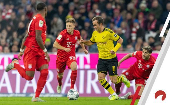 Favoritos por las casas de apuestas para ganar la Bundesliga 2019-20