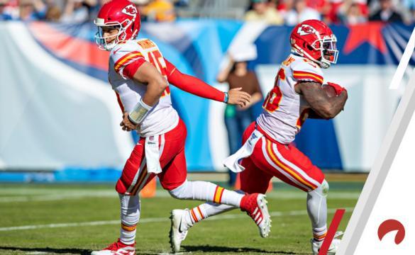 Previa para apostar en el Kansas City Chiefs Vs Los Angeles Chargers de la NFL 2019