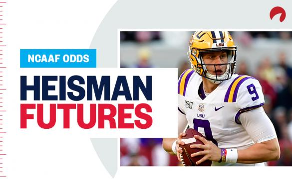 2019 Heisman Trophy Odds