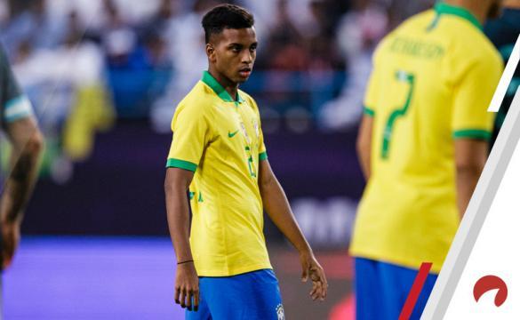 Previa para apostar en el amistoso Brasil Vs Corea del Sur