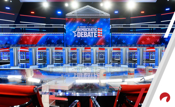 Atlanta Democratic Debate Prop Bet Odds