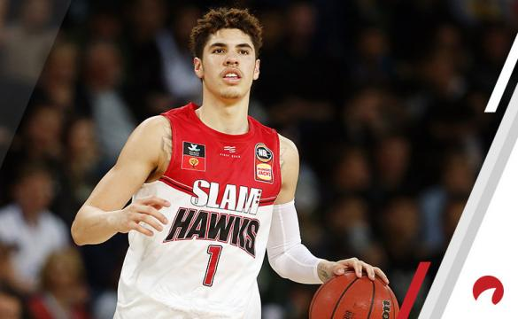 LaMelo Ball NBA Draft Odds