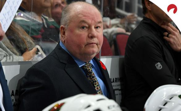 NHL Next Coach to Be Fired Odds